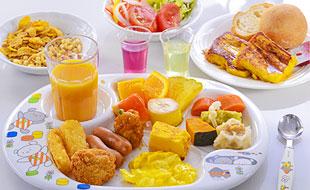 イメージ:朝食